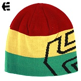 [Etnies] ICON OUTLINE BEANIE (Red/Gold)