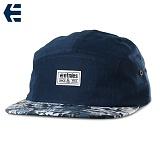 [에트니스] ETNIES - DOW 5 PANEL HAT(Navy) 5패널 모자 스냅백