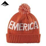 [EMERICA] EMERICA POM BEANIE (Orange)