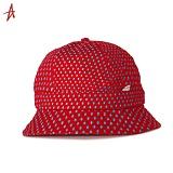 [Altamont] POLKA DOT BUCKET HAT (Red)