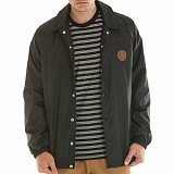 [오베이]OBEY - MERCER COACHES JACKET 121800142 (BLACK) 코치자켓