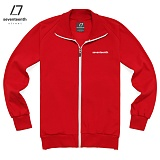 [세븐틴스]SEVENTEENTH - BASIC TRACK TOP (RED) 트랙탑
