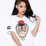 [스턴트] STUNT Looney Gang Taz Tee (White) 루니 갱 태즈 반팔 티셔츠