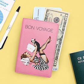 마리안케이트 - 본 보야지 여권 케이스