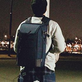 [에이치티엠엘]HTML - Muscle H7 Backpack (NAVY) 머슬 백팩 신학기 가방