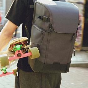 [에이치티엠엘]HTML - Muscle U7 Backpack (DK.GRAY) 머슬 백팩 신학기 가방