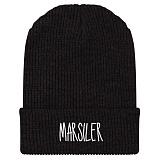 [마실러]MARSILER - SENSE BEANIE Charcoal 비니
