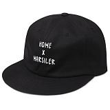 [마실러]MARSILER - HXM CAP Black 볼캡 야구모자