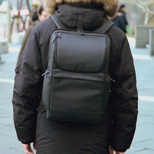 [에이치티엠엘]HTML - Slim H7 Backpack (BLACK) 슬림 백팩 비즈니스 신학기 가방