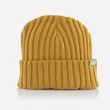 [오피셜]OFFICIAL -  Cable Knit Mustard KSMU-0033 케이블 니트 비니
