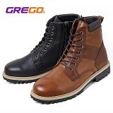 [그래고]GREGO 658 워커 부츠 굽높이