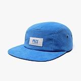 [피스메이커]PIECE MAKER - PIECE BOX CORDUROY CAMP CAP (BLUE) 코듀로이 캠프캡 모자