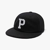 [피스메이커]PIECE MAKER - OG WOOL BB CAP (BLACK) 울 볼캡 모자