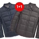 ★1+1상품★밴웍스 HBT 패딩셔츠 2colors(V15SH302) 아우터 자켓 점퍼