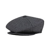 [뉴욕햇]NEWYORK HAT - 9028 MINI CHECK NEWSBOY NAVY 헌팅캡