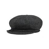 [뉴욕햇]NEWYORK HAT - 9046 WOOL HERRINGBONE SPITFIRE GREY 헌팅캡