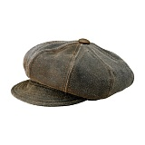 [뉴욕햇]NEWYORK HAT - 9245 ANTIQUE SPITFIRE BROWN 헌팅캡