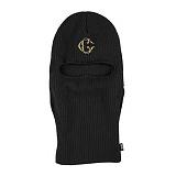 [크룩스앤캐슬]CROOKS & CASTLES Knit Ski Mask - Holy Grail (Black) 니트 스키 마스크