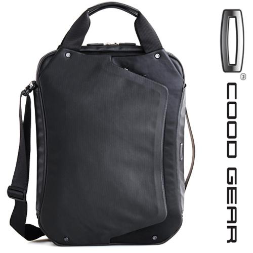 [쿠드기어]COODGEAR - ARC 002 TOTE (Black) 토트백 크로스백