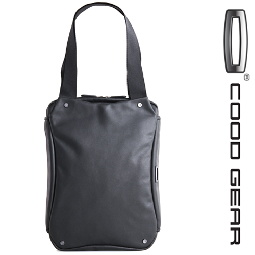 [쿠드기어]COODGEAR - ARC 004 SHOULDER (Black) 숄더백