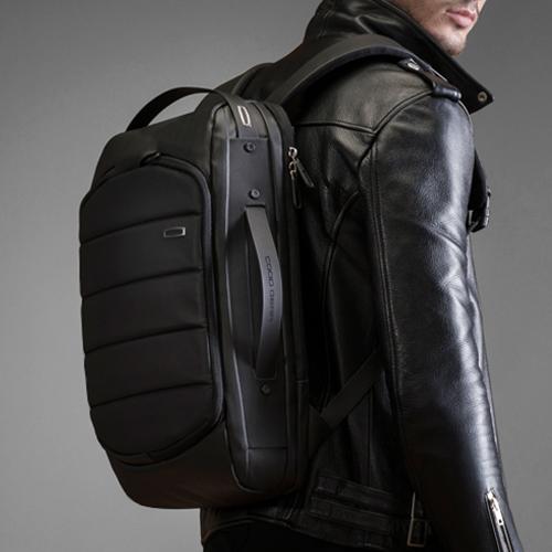 [쿠드기어]COODGEAR - ACE 001 BACKPACK (Black) 백팩