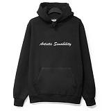 [코싸] koxa artistic-p hoodie black 후드티