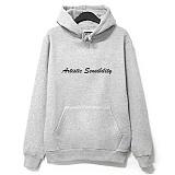 [코싸] koxa artistic-p hoodie gray 후드티