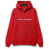 [코싸] koxa artistic-p hoodie red 후드티