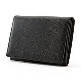[매니퀸] 카드/명함지갑 - 사피아노 다크그린 카드지갑 명함지갑