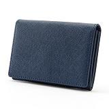 [매니퀸] 카드/명함지갑 - 사피아노 로열블루 카드지갑 명함지갑