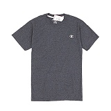 챔피온 맨즈 로고 반팔 티셔츠 차콜 CT2226 G61 남녀공용 정품 국내배송