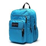 [복 EVENT][잔스포츠]JANSPORT - 빅스튜던트 (TDN701F - Blue Crest) 잔스포츠코리아 정품 AS가능 백팩 가방 스쿨백 데이백 데일리백