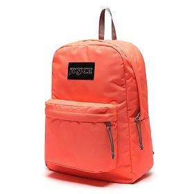 [잔스포츠]JANSPORT - 블랙라벨 슈퍼브레이크 (TWK80D5 - Tahitian Orange) 잔스포츠코리아 정품 AS가능 백팩 가방 스쿨백 데이백 데일리백