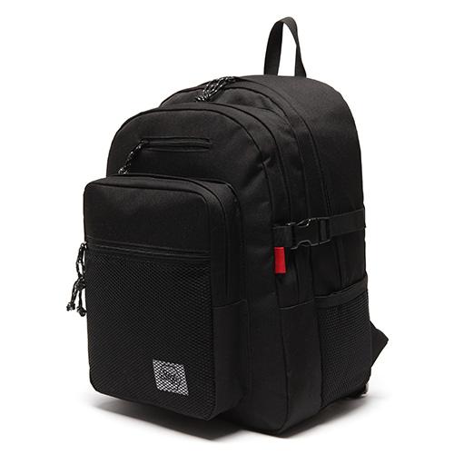 [스타일플랜] STYLEPLAN VIBE BACK PACK (BLACK) 백팩 가방 바이브백 벙커백 벙커팩 데이백팩 메쉬백팩