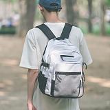 [스타일플랜] STYLEPLAN VIBE BACK PACK (WHITE) 백팩 가방 바이브백 벙커백 벙커팩 데이백팩 메쉬백팩