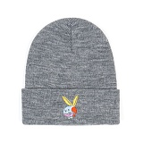 STIGMA - RABBIT BEANIE GREY_비니_모자