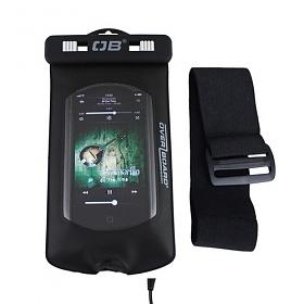 [오버보드]OVER BOARD -  프로 스포츠 아이팟/MP3 방수 케이스(아이폰5S/5C/4S 호환)[OB1027BLK]