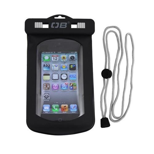 [오버보드]OVER BOARD -  아이폰 방수 케이스(아이폰6/5S/5C/4S 호환)[OB1008iBLK]