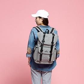 [옐로우스톤] -yellowstone 헤링본 백팩 - YS1022HG 그레이 backpack 가방