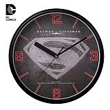 [디씨코믹스] 배트맨vs슈퍼맨 벽시계 DC-W4016