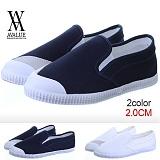 [에이벨류]avlaue-2161 icon sneakers(2종)-남성용 캐주얼 아이콘 스니커즈 신발 단화 캔버스화