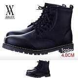 [에이벨류]avlaue-2165 martin-lucky high worker-남성용 캐주얼 마틴럭키하이 남자 신발 마틴화 워커