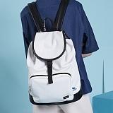 [제이아셀] JEASHER - Classic Backpack (WH)_ 학생가방 백팩 가죽백팩