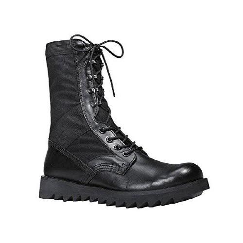 [로스코]ROTHCO - BLACK RIPPLE SOLE JUNGLE BOOTS 정글 부츠