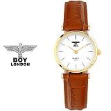 [BOY LONDON] 보이런던 BLD5135L-GD 여성용 가죽 손목시계[한국본사정품]