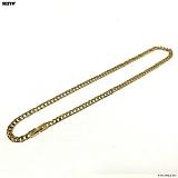 SEXTO - M-1 chain necklace (gold) 체인목걸이 목걸이