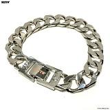 SEXTO - M-5 chain bracelet (silver) 체인팔찌 팔찌