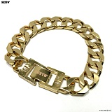 SEXTO - M-5 chain bracelet (gold) 체인팔찌 팔찌
