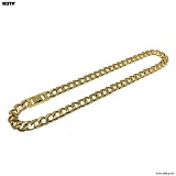 SEXTO - M-5 chain necklace (gold) 체인목걸이 목걸이