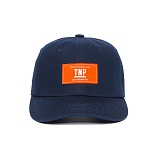 [티엔피]TNP - OG BOX LOGO BALL CAP - NAVY 볼캡 야구모자